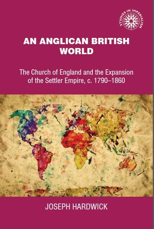 Cover An Anglican British World