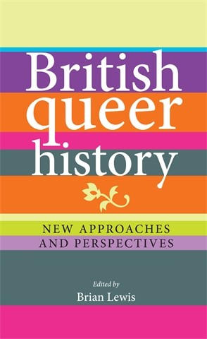 Cover British queer history