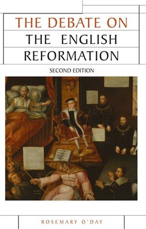 Cover The Debate on the English Reformation