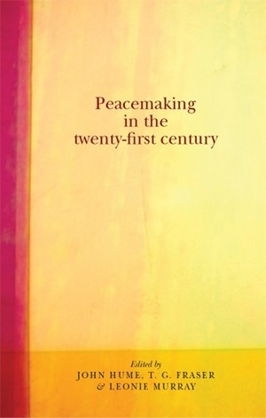Cover Peacemaking in the twenty-first century