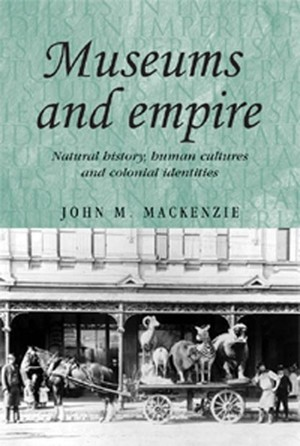 Cover Museums and empire