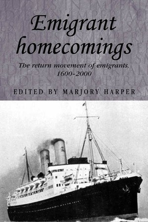 Cover Emigrant homecomings