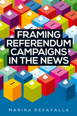 Cover Framing referendum campaigns in the news