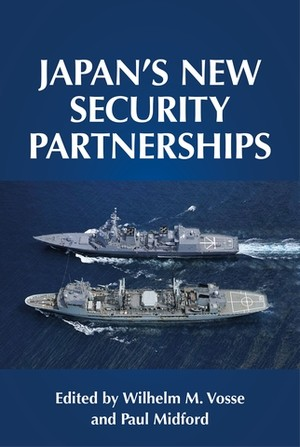 Cover Japan's new security partnerships