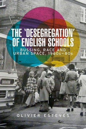 "Cover The ""desegregation"" of English schools"