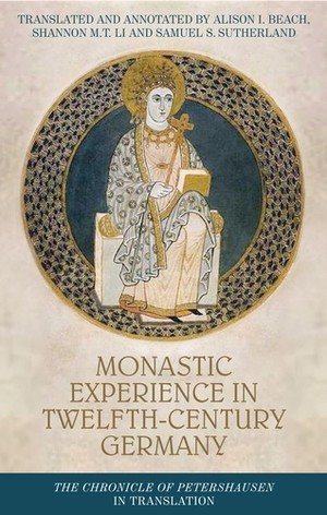 Cover Monastic experience in twelfth-century Germany