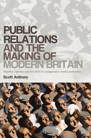 Cover Public relations and the making of modern Britain