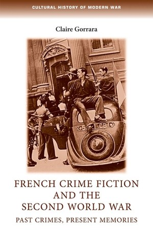 Cover French crime fiction and the Second World War