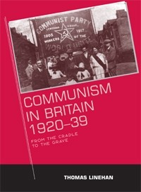 Cover Communism in Britain 1920–39