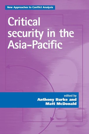 Cover Critical Security in the Asia-Pacific