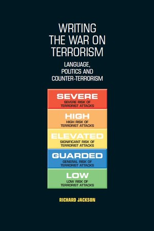 Cover Writing the war on terrorism