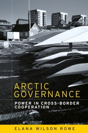 Cover Arctic governance