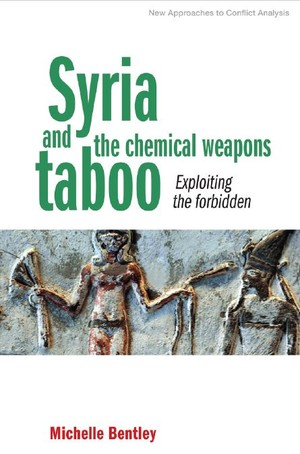Cover Syria and the chemical weapons taboo