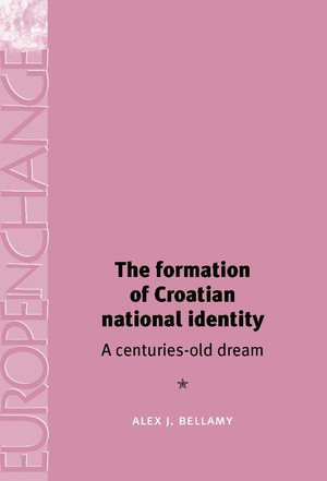 Cover The formation of Croatian national identity