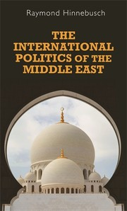 Cover The international politics of the Middle East