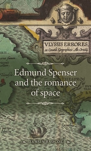 Cover Edmund Spenser and the romance of space