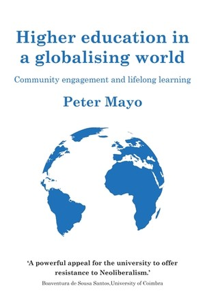 Cover Higher education in a globalising world