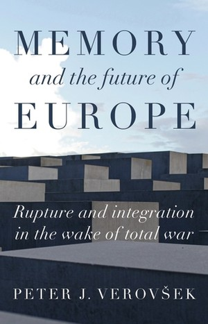 Cover Memory and the future of Europe