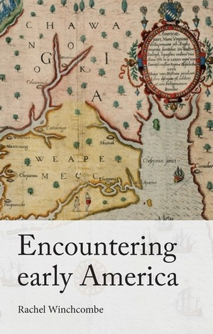 Cover Encountering early America
