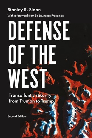 Cover Defense of the West (second edition)