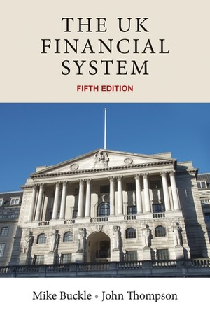 Cover The UK financial system (fifth edition)