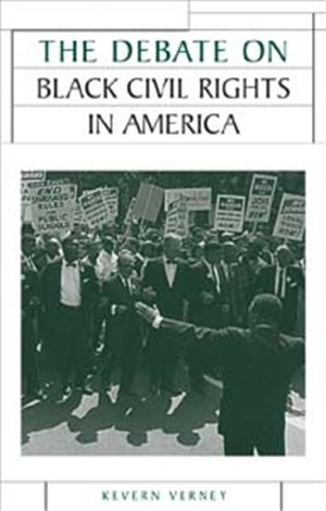 Cover The Debate on Black Civil Rights in America