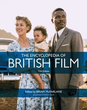Cover The Encyclopedia of British Film