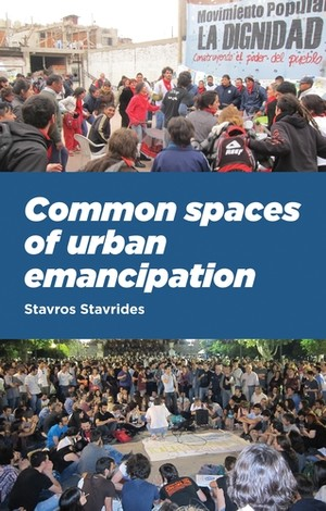 Cover Common spaces of urban emancipation