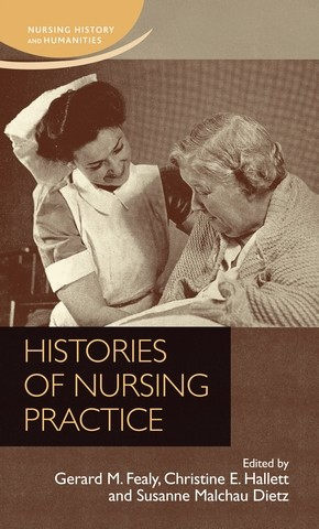 Cover Histories of nursing practice