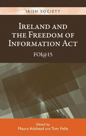 Cover Ireland and the Freedom of Information Act