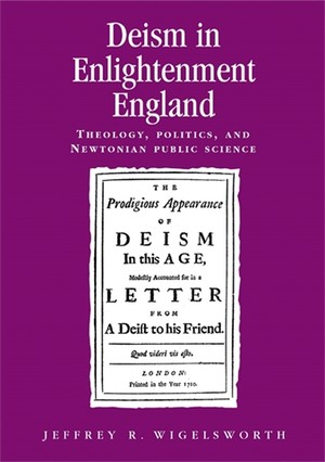 Cover Deism in Enlightenment England