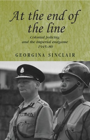 Cover At the end of the line