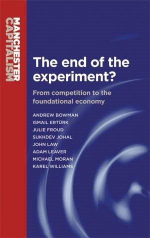 Cover The end of the experiment?