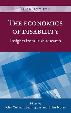 Cover The economics of disability