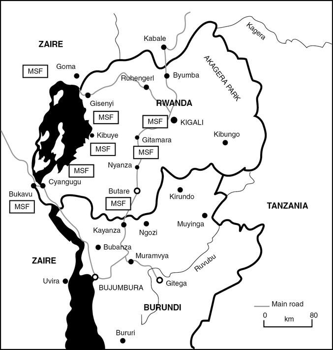 The New Rwanda Humanitarian Aid Genocide And Mass Killings