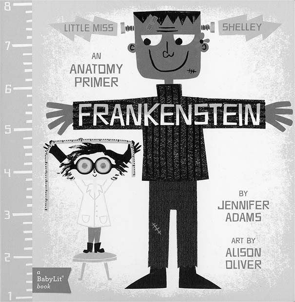 Young Frankensteins : Adapting Frankenstein