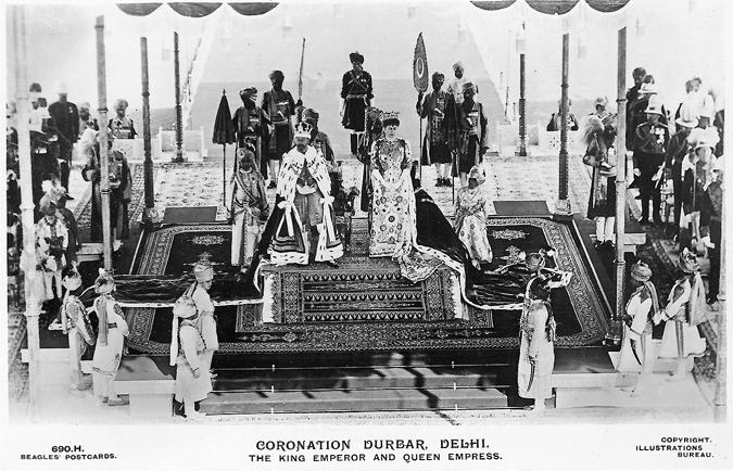 Exhibiting empire at the Delhi Durbar of 1911 : Exhibiting